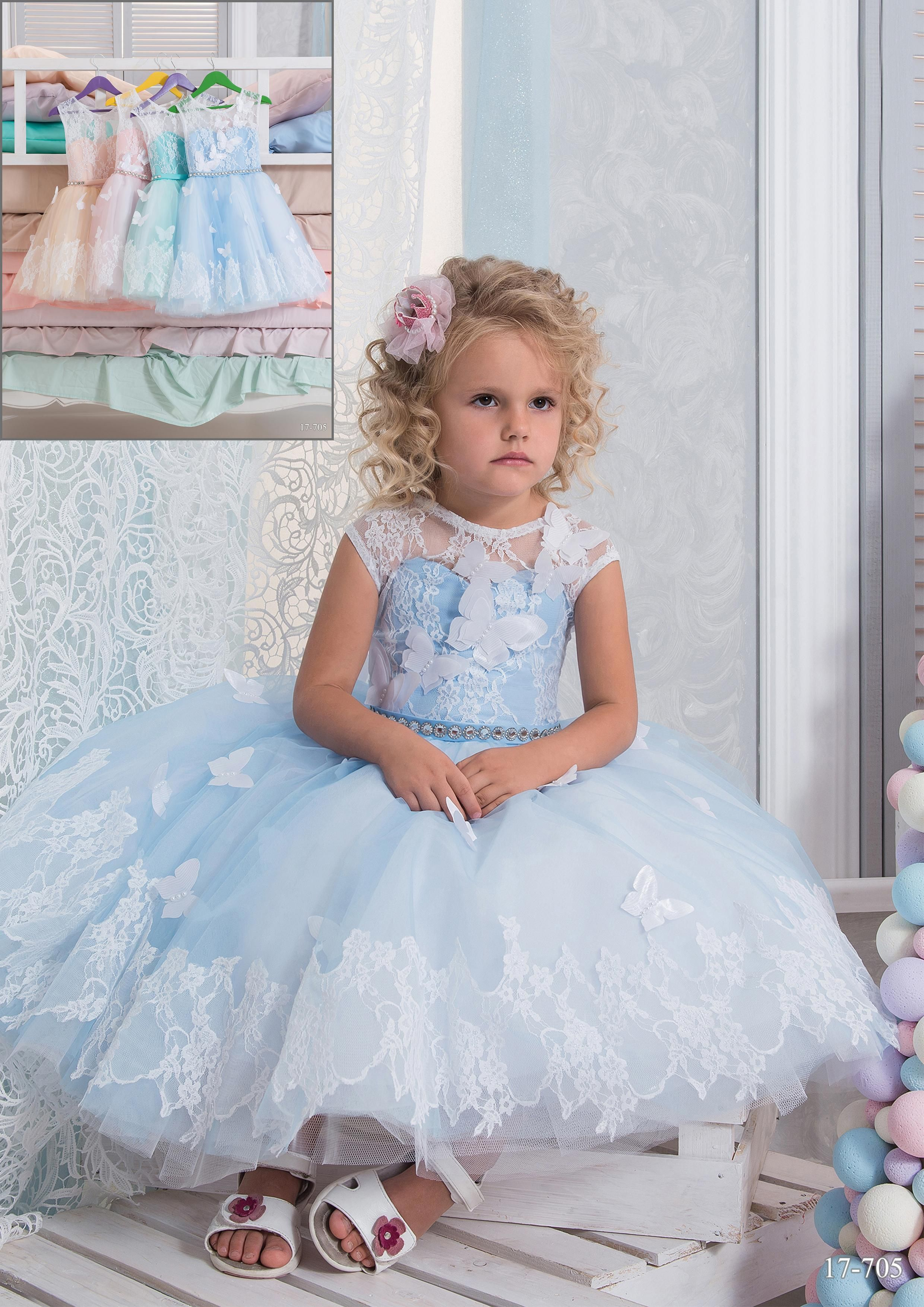 74b190a9717 Детские нарядные платья оптом и аксессуары