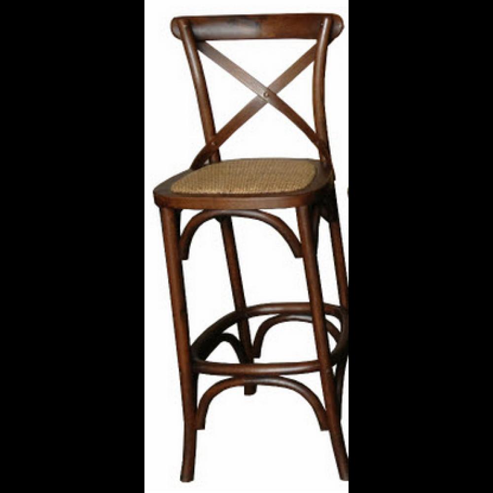 Barista Bar Chair Oak - Light Honey