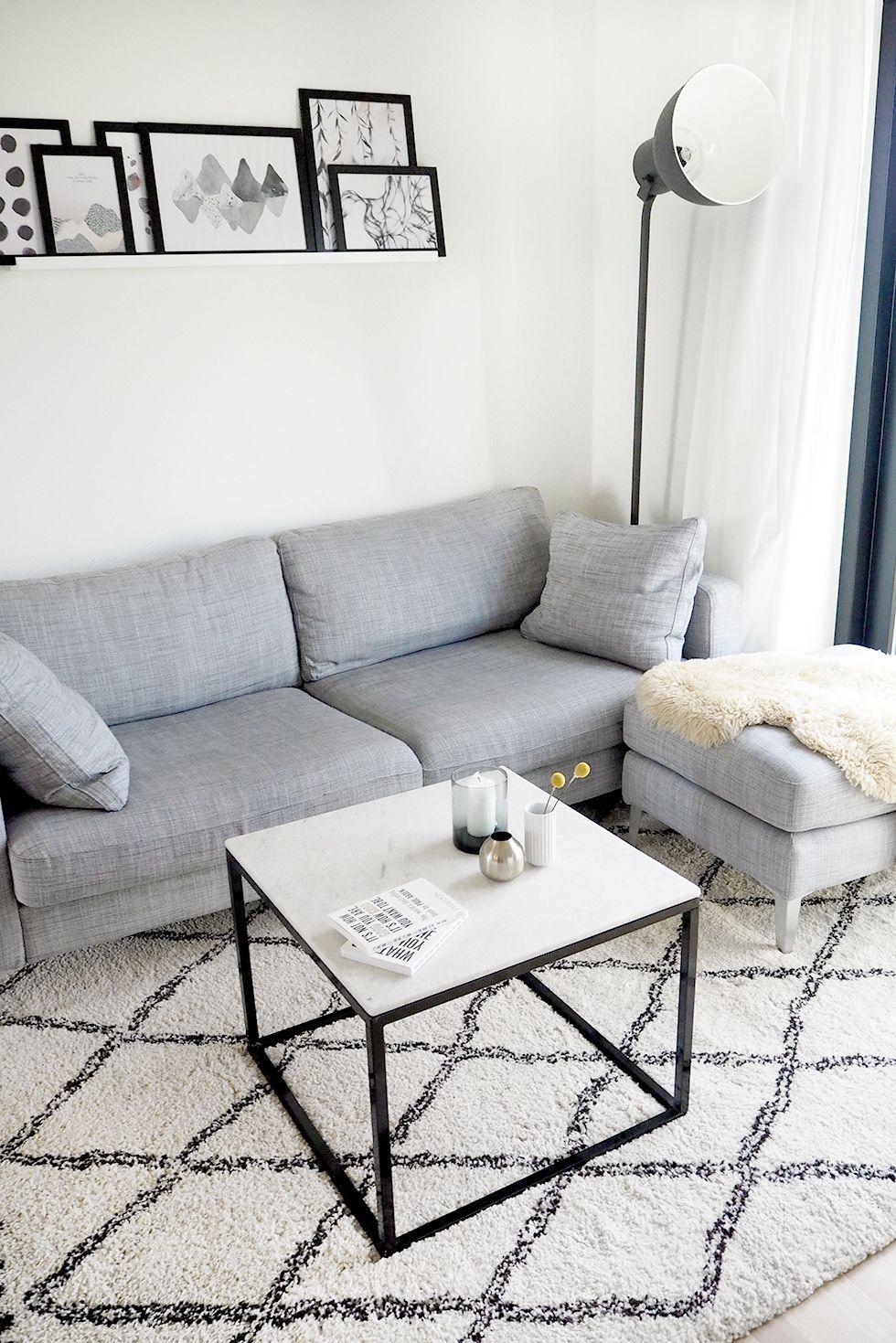 Storslått Billedresultat for gulvtæppe hvid/grå | Indretning CA-14