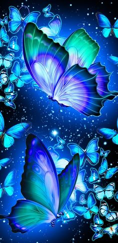 Nice Pictures Of Nature Flowers In 2021 Purple Butterfly Wallpaper Butterfly Wallpaper Iphone Wallpaper Nature Flowers