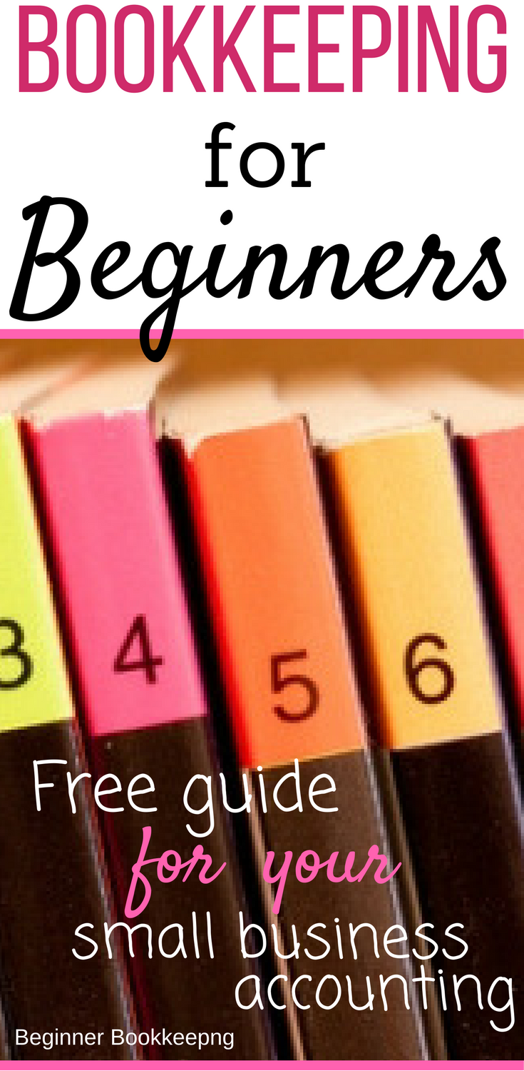 Free Bookkeeping Tips Templates Printables 101 Training For Your