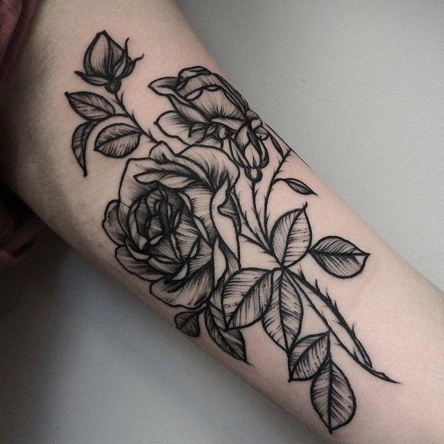Wrist Tattoos, Tattoos, Flower