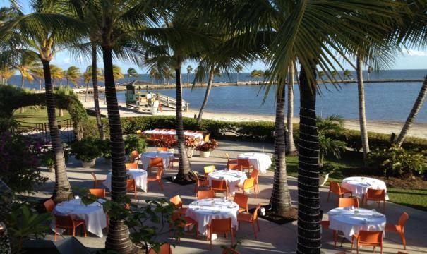 Red Fish Grill Miami International Cuisine