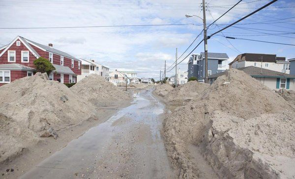 Long Beach Island Devastation After Hurricane Sandy Long Beach Island Hurricane Sandy Beautiful Places