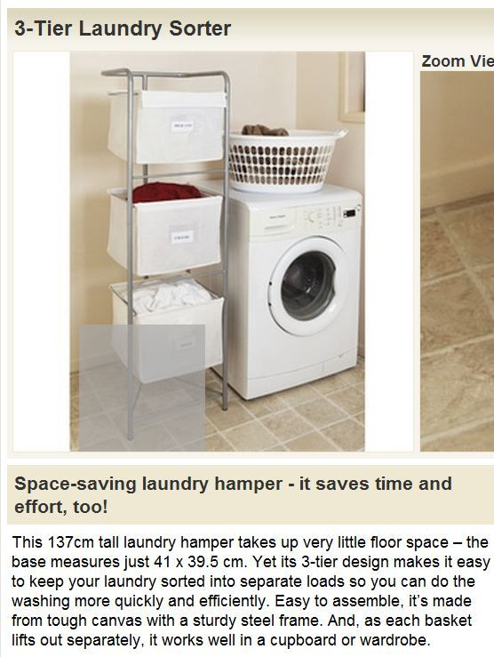 Great Way To Get Laundry Sorted Before Washing Http Www