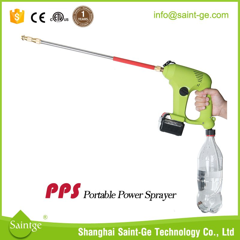 15v Portable Electric Sprayer With 1or 2 Batteries Power Sprayer Sprayers Electricity