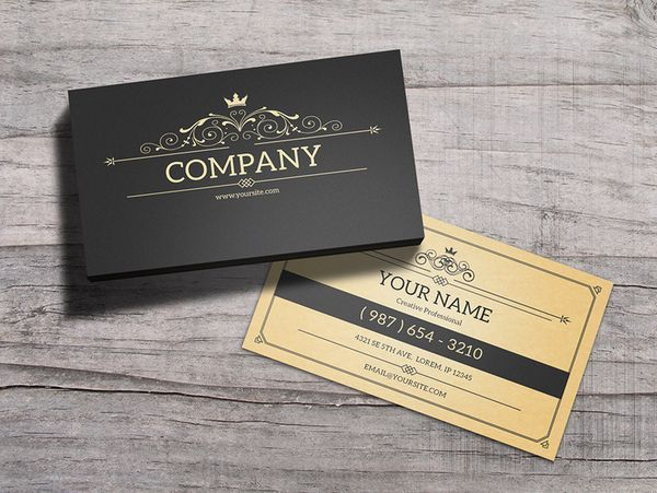 Hair stylist business card psd google branding york vintage business card template by macrochromatic reheart Image collections