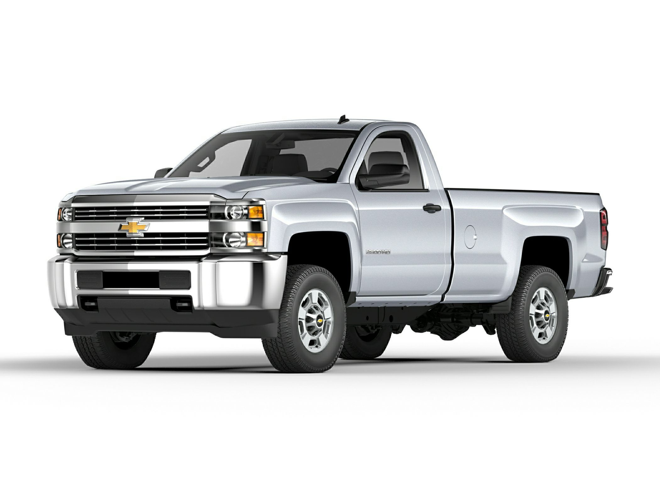 Chevrolet Silverado Hd Was Completely Re Engineered For 2011 So