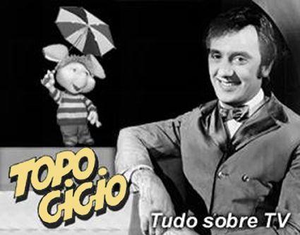 TOPO GIGIO Y AGILDO RIBEIRO