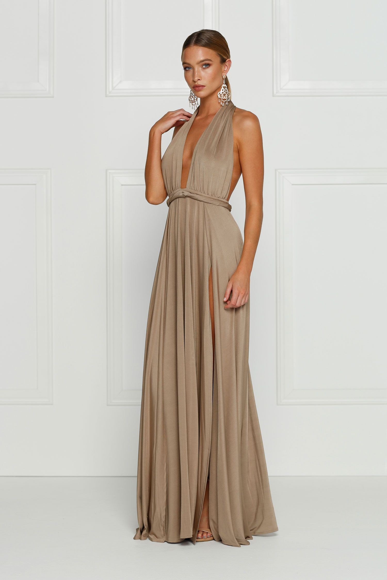 d47fad9dad1 Catalina Gown by Alamour The Label. Available online for free express  worldwide shipping.