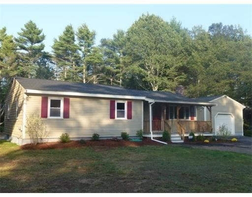 "374 Walnut Plain Road, Rochester, MA 02770 — USDA Territory!/Rochester Straight THREE Bedroom Ranch w/20'x6' Covered Farmer's Porch AND 10'x15' Family Room Addition/Two Tier Decking Off Family Room AND Kitchen/24'x18' One PLUS Car Attached Garage/Updated Roof, Vinyl Replacement Windows, ALL New Carpeting(Bedrooms),Remodeled Kitchen(Granite Countertops And NEW Appliances)& FULL Bath(Shower Stall & ""Jacuzzi"" Soaking Tub/Living Room w/Hardwood Flooring & FIREPLACE/FULL-Ready to be…"