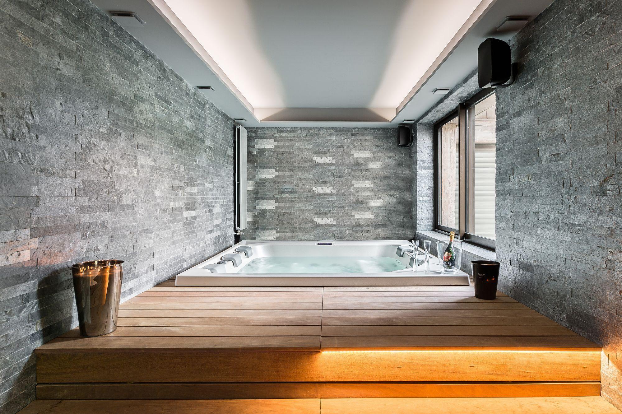 Jacuzzi Interieur Luxe
