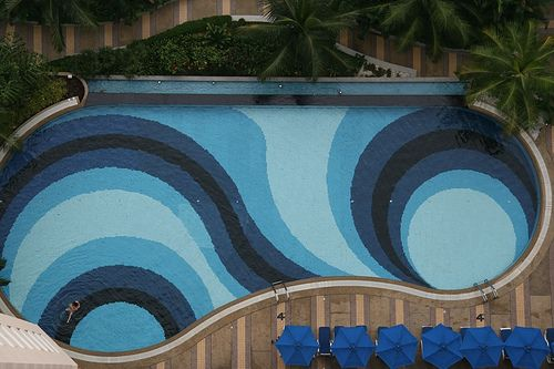 bottom of pool designs google search - Swimming Pool Tile Designs