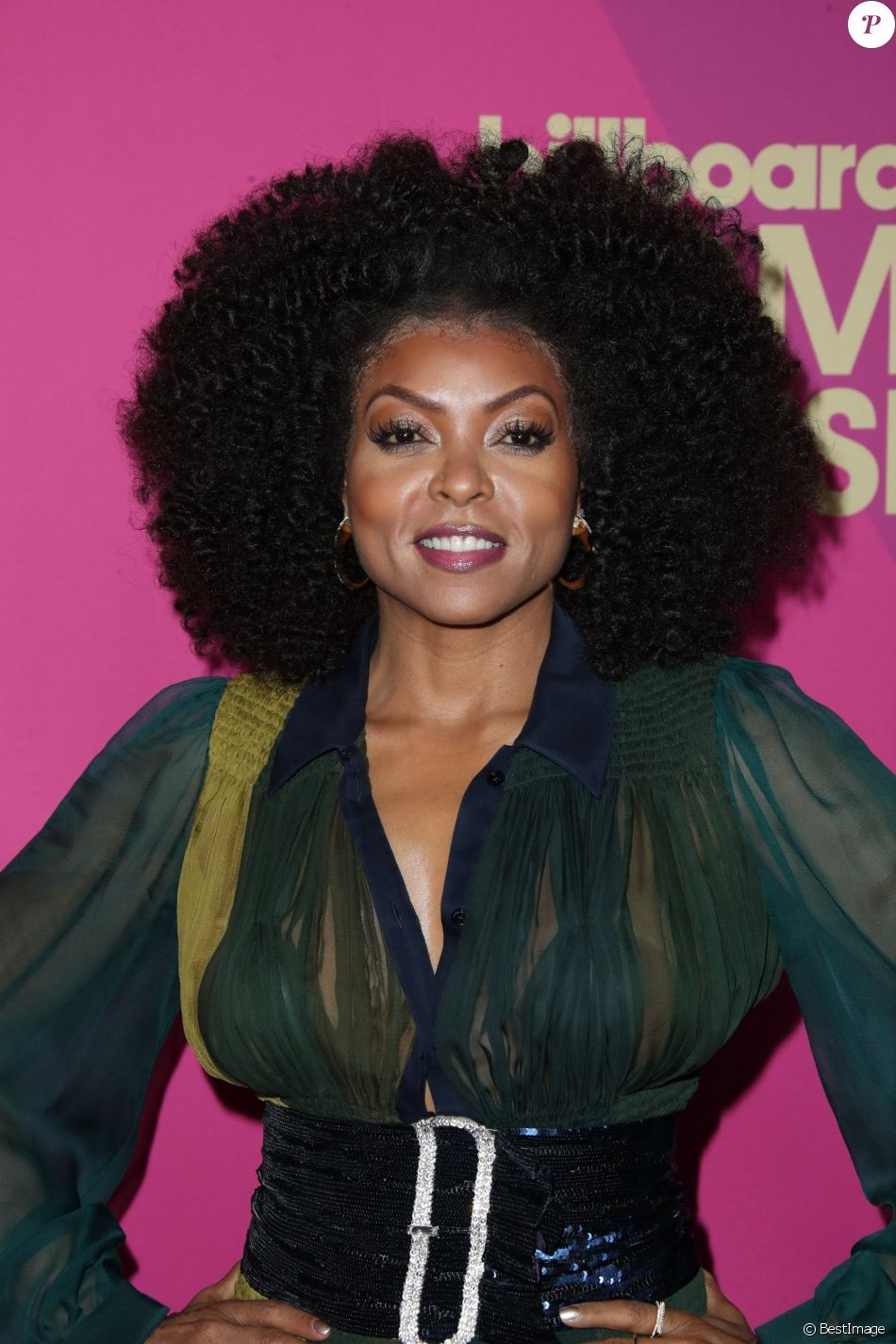 Taraji P. Henson La star d'Empire in love d'un sportif