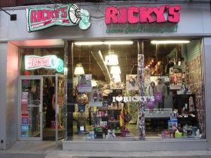 rickys ny great for makeup hair supplies and even halloween costumes - Halloween Stores Ny