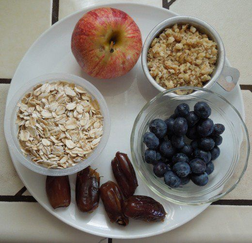 Barb's Power Breakfast Cereal