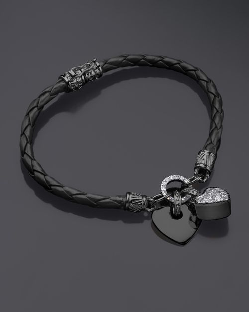 Black Plated Always Bracelet Keepsake Jewelry $99.99