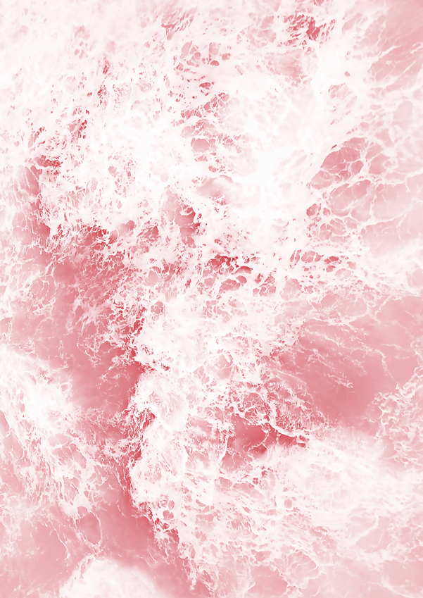 Pink And White Aesthetic Background