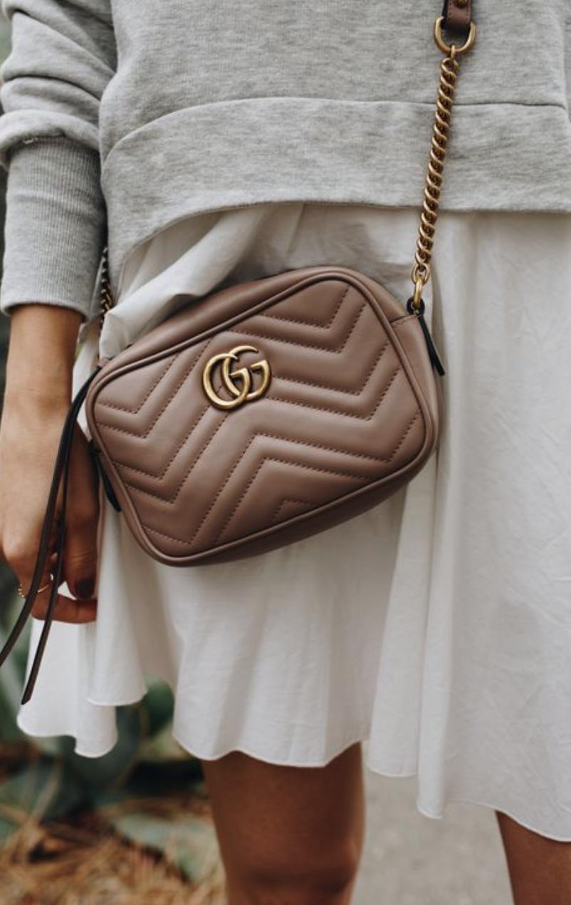 1a7b8338635f gucci marmont matelasse crossbody bag | #gucci | shoes + bags ...