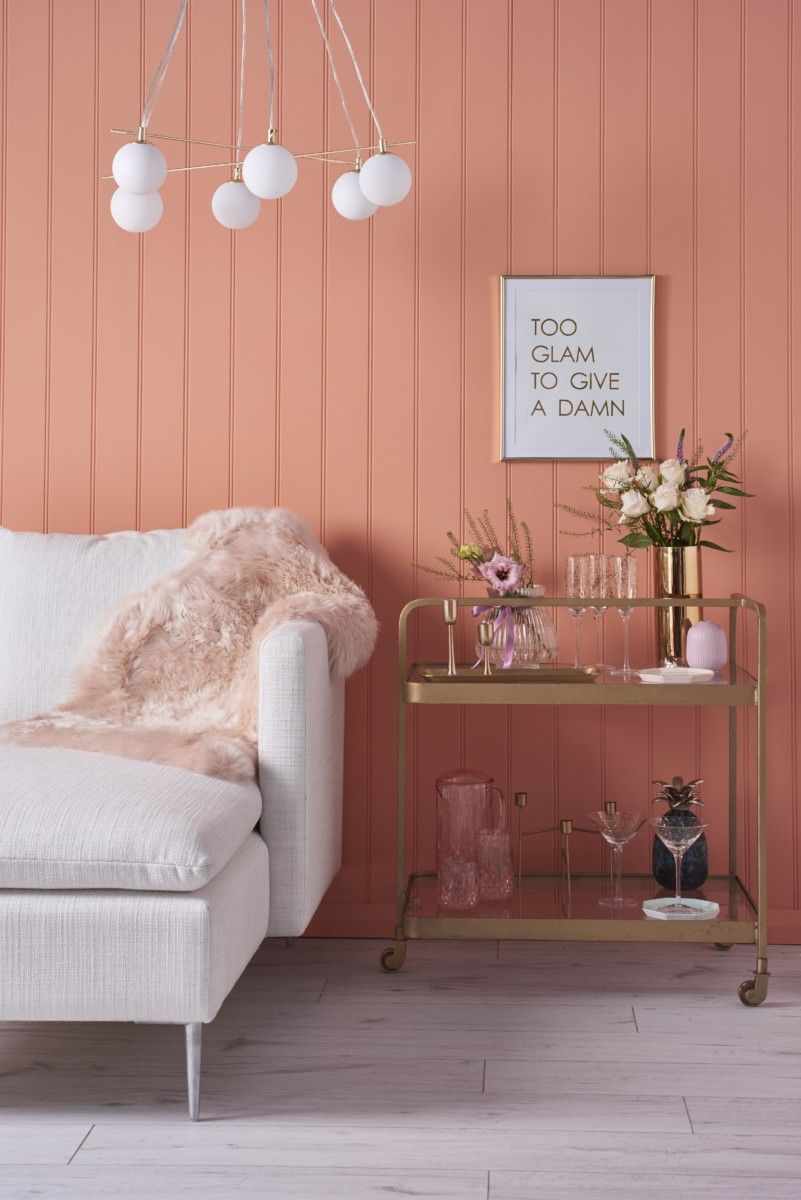 Discover how to add the blush trend your home with these expert tips from interior stylist maxine brady as she showcases her styling work good homes also magazine modern glam rh pinterest