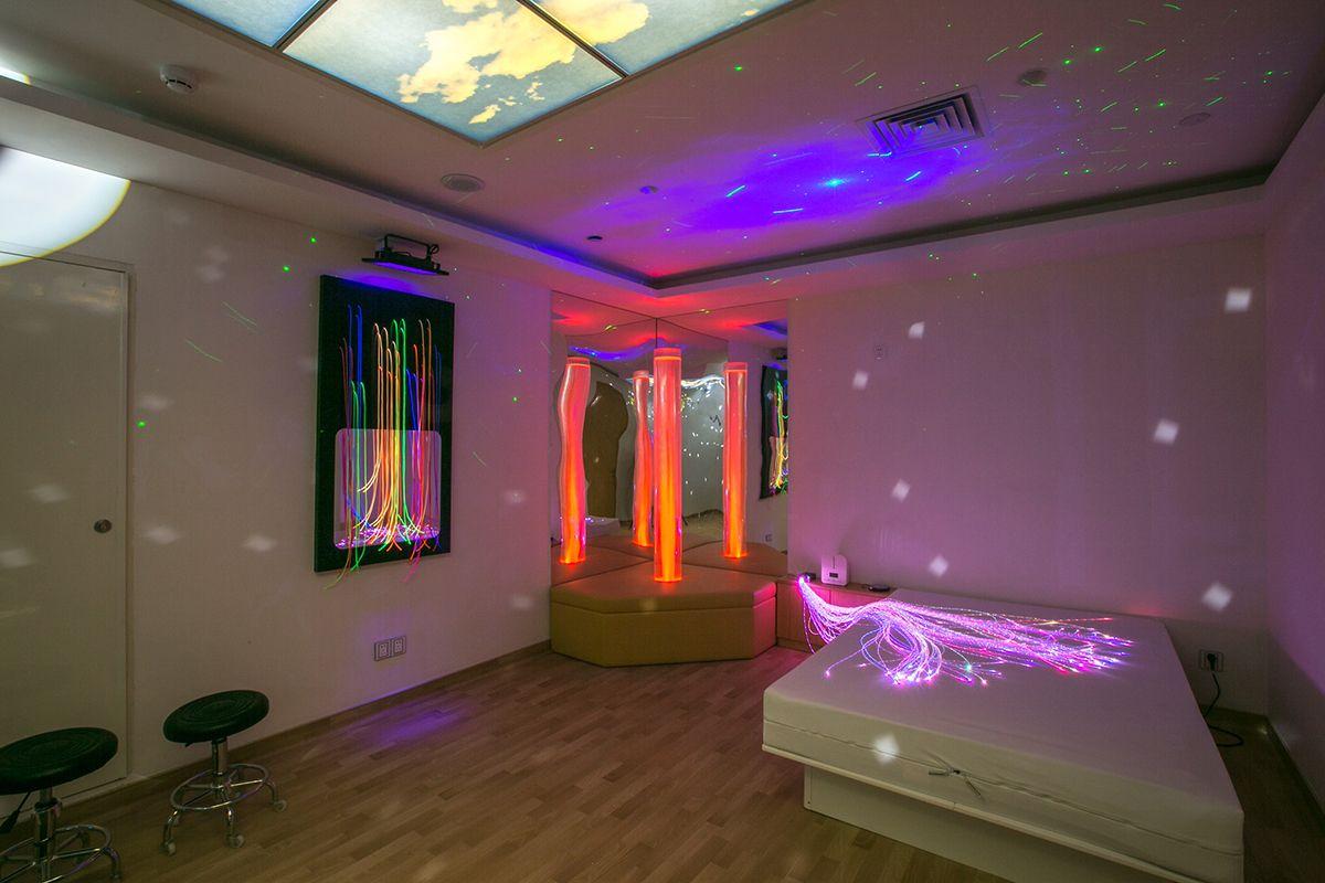 Faience Salle De Bain Ivoire ~ R Sidence Nanjing Wellness Care Salle Snoezelen D Coration