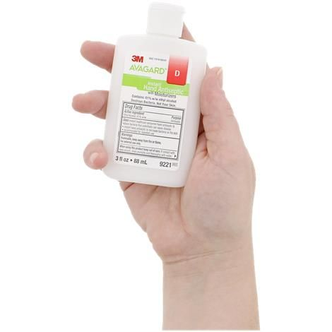 3m Avagard D Instant Hand Antiseptic With Moisturizer Antiseptic