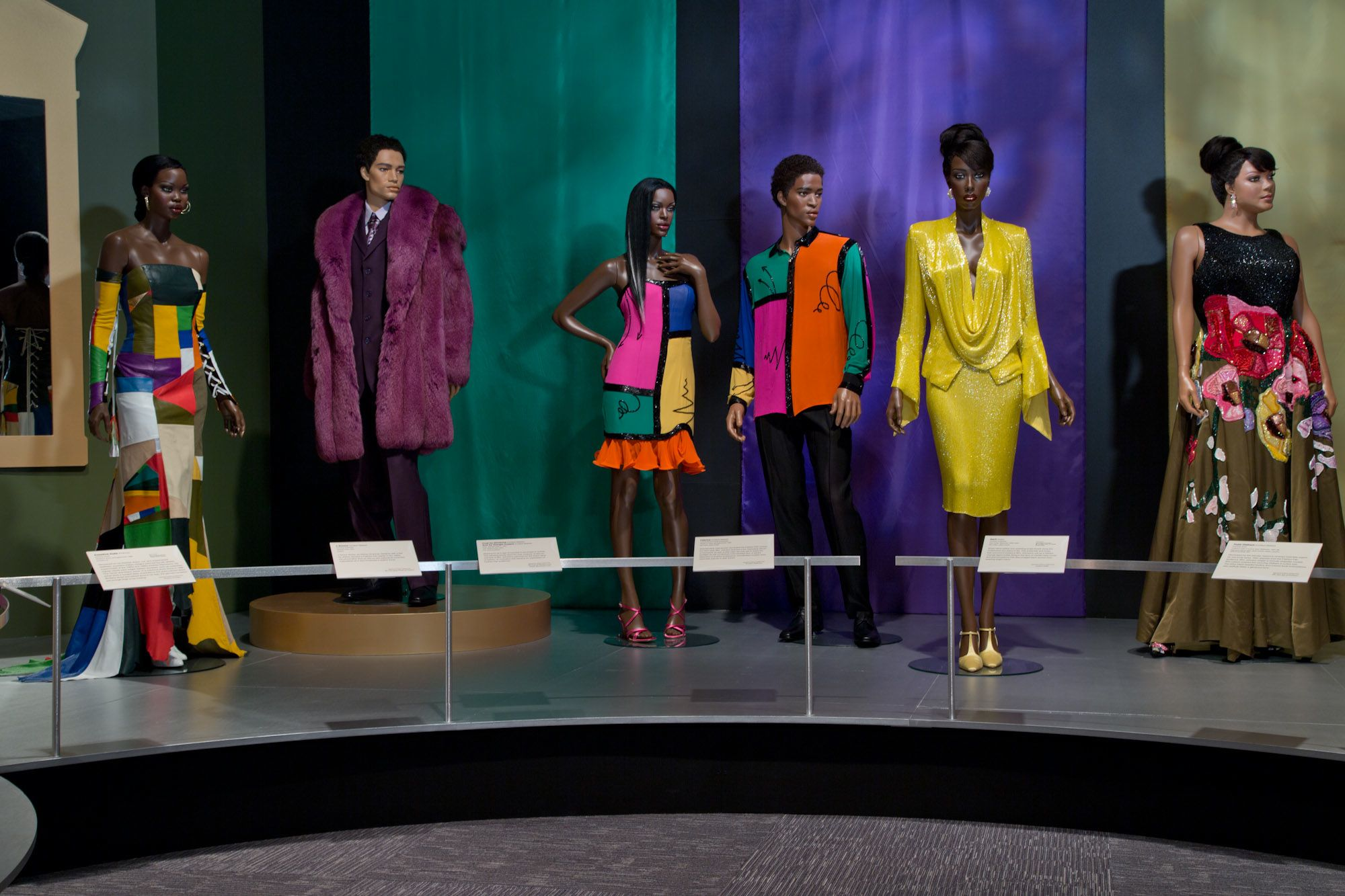 50 years of ebony fashion fair
