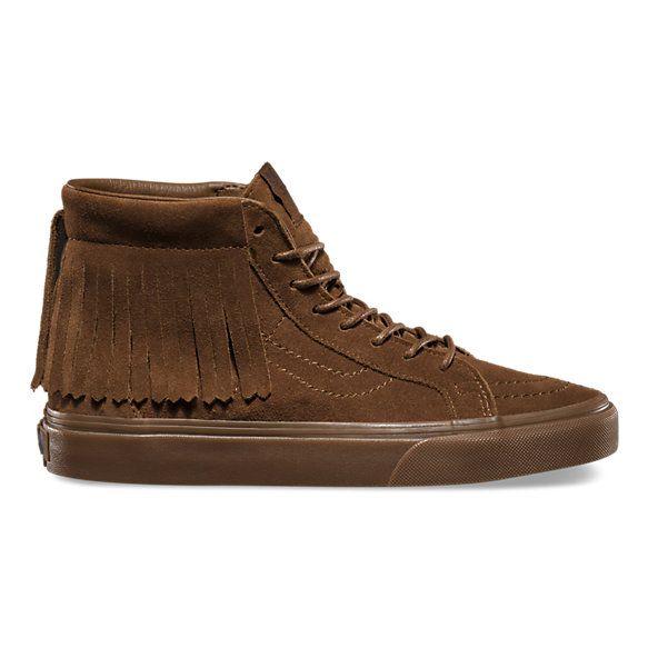 Suede SK8-Hi Moc   Shop Shoes At Vans