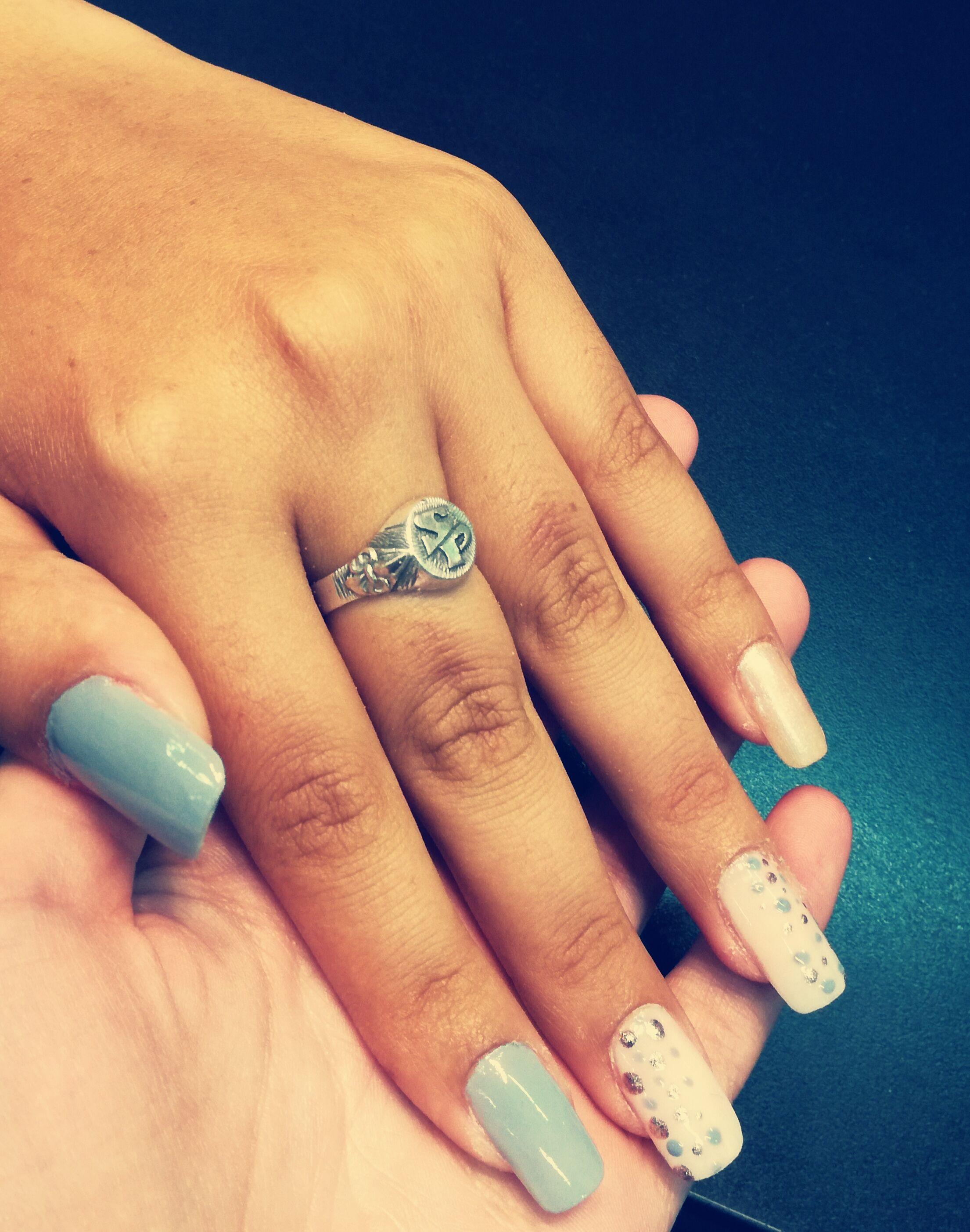 Uñas esculpidas con arte en uñas en Oh my look! # ...