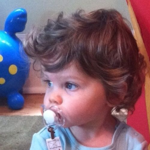 Pin By Nicole Cook On For My Kids Toddler Haircuts Boy Haircuts Long Baby Boy Hairstyles