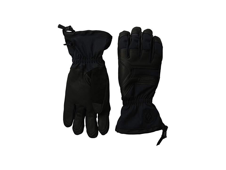 Manzella Mens Tempest Windstopper Touch Tip Gloves