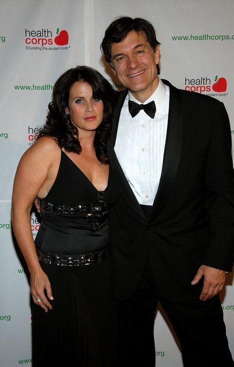 Dr Mehmet Oz And His Wife Lisa Healthy Dr Oz Daphne Oz Healthy