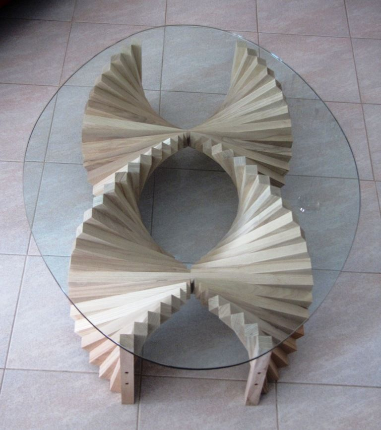 This is so cool ! #design #table #create