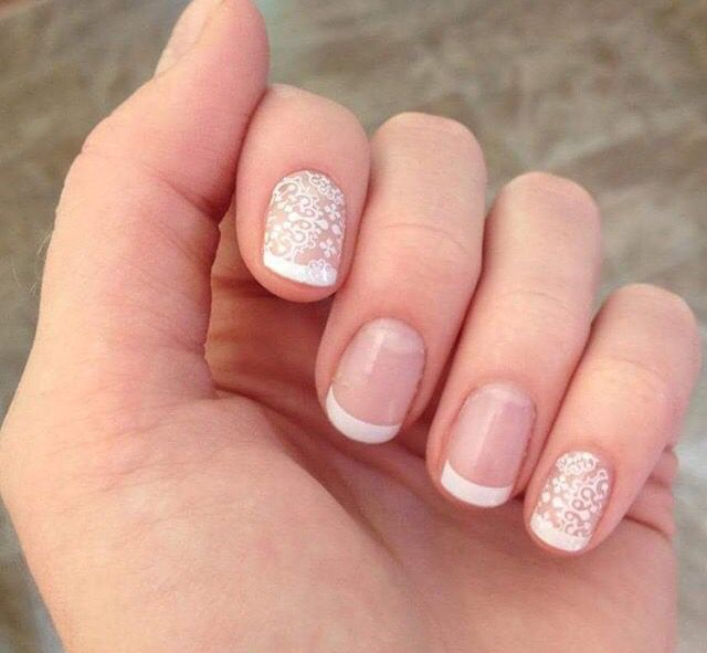 Jamberry French Tips | Jamberry wraps, Jamberry and Color patterns
