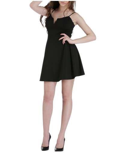 ΝΕΕΣ ΑΦΙΞΕΙΣ :: Φόρεμα Βustier Black - OEM