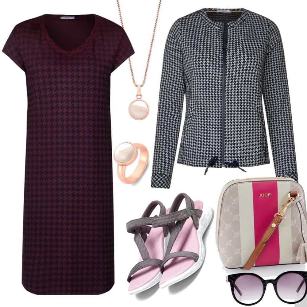 CECIL Jersey-Kleid Outfit für Damen zum Nachshoppen auf ...