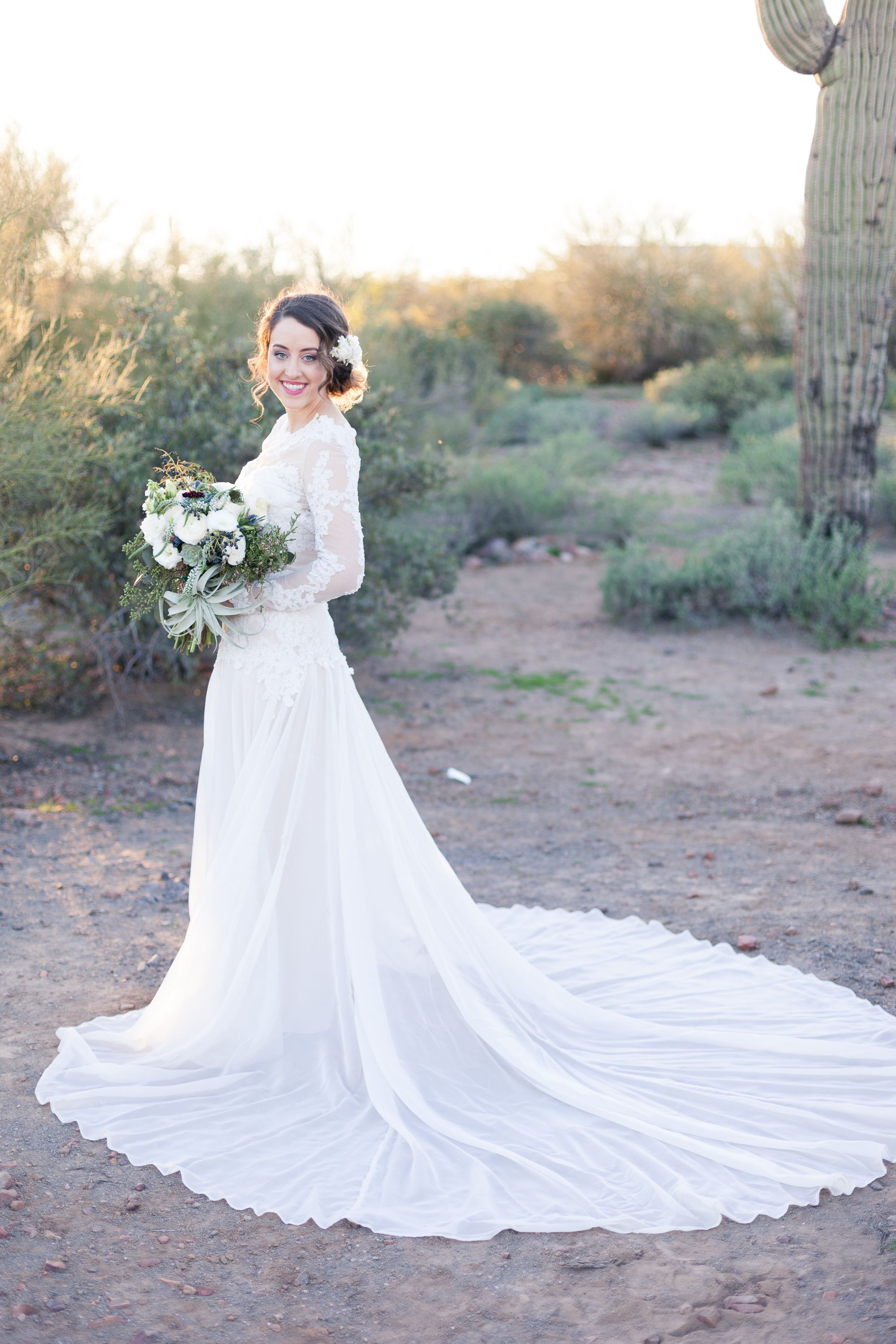Where can i rent a wedding dress  Modern Romance Desert Shoot with Lauren Buman  Modern romance