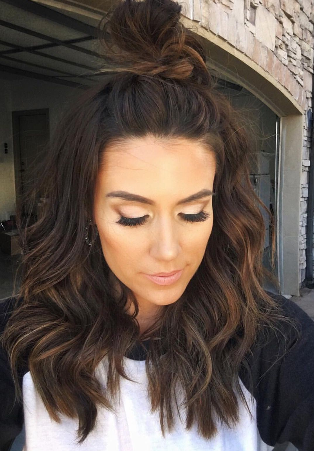 Pin By Becky Sumpter Coffey On Hair Pretty Hair Color Brown Hair Balayage Brunette Hair Color