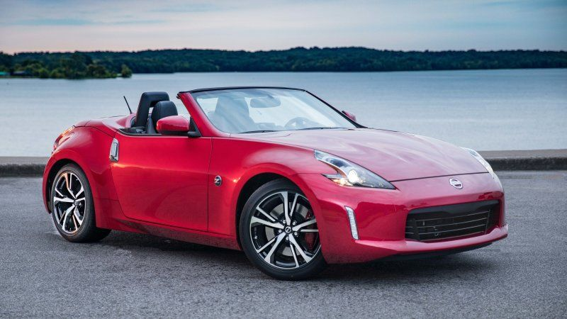 Nissan 370z Roadster Is Discontinued For 2020 Model Year Nissan 370z Nissan 370z Convertible Roadsters