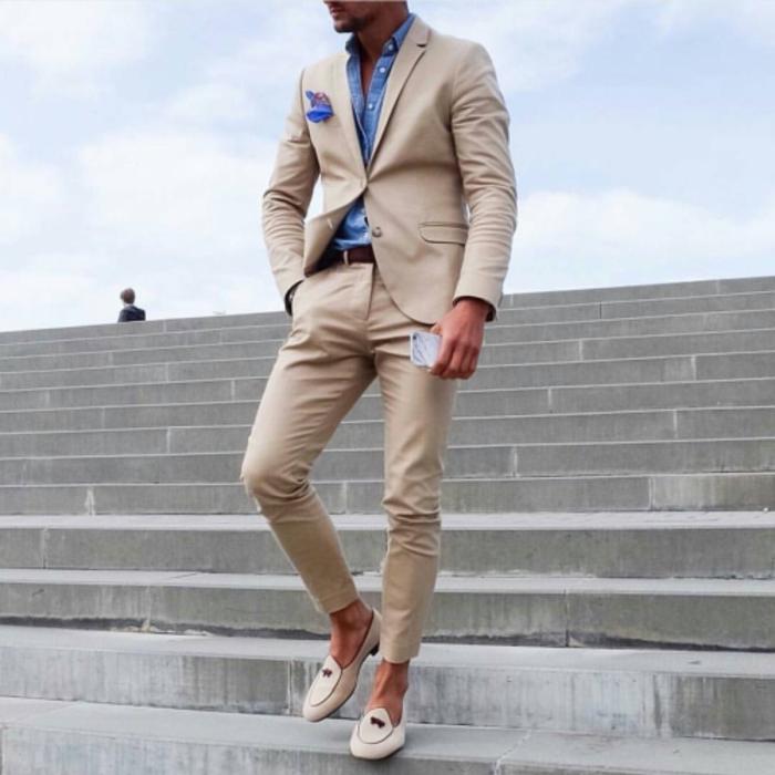 rétro style populaire Super remise Costume pour homme - les dernières tendances en 50 photos ...