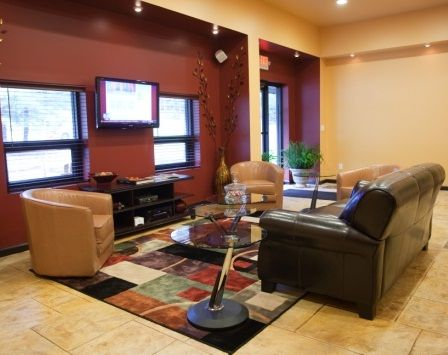 auto body shop office images | Dining Room Update Far Hills NJ ...