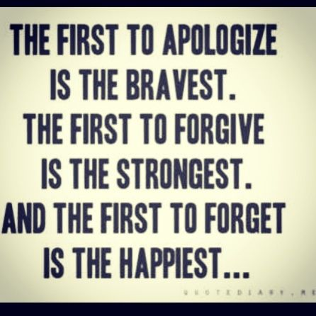 Forgive And Forget Quotes Image Result For Quotes On Forgiveness  Favorite Quotes  Pinterest .
