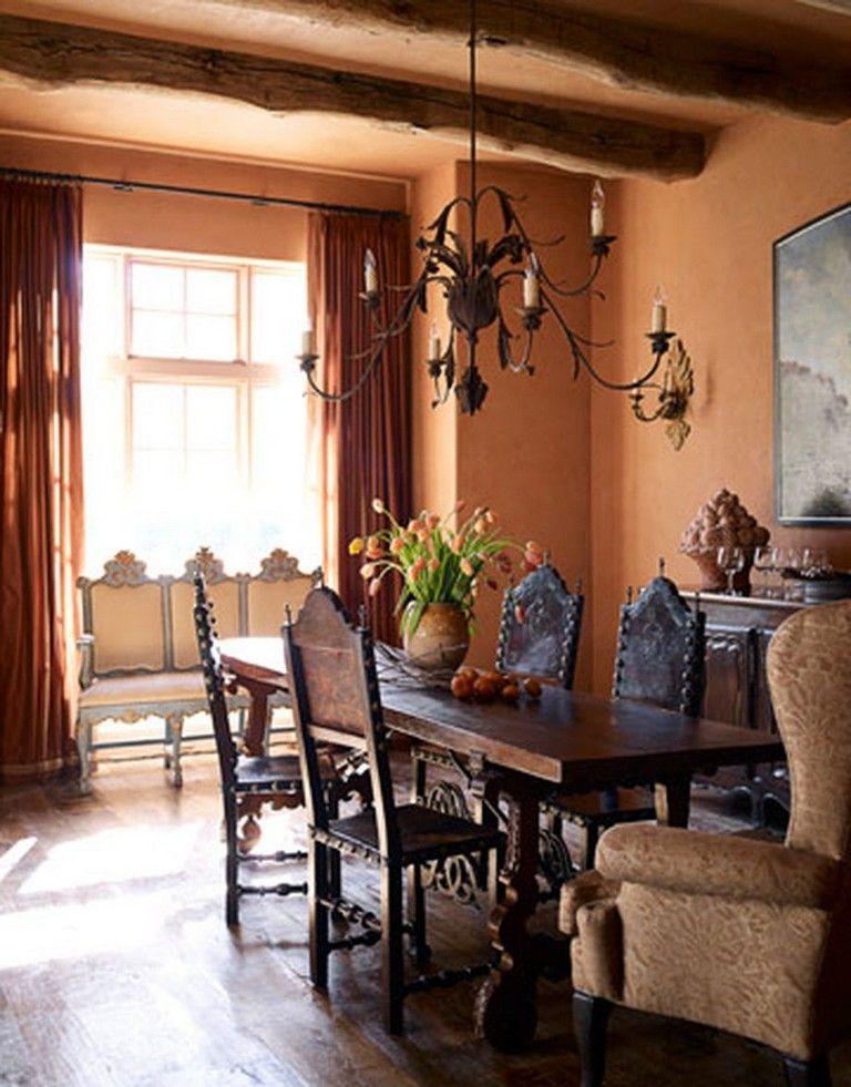 Tuscany Style Decor