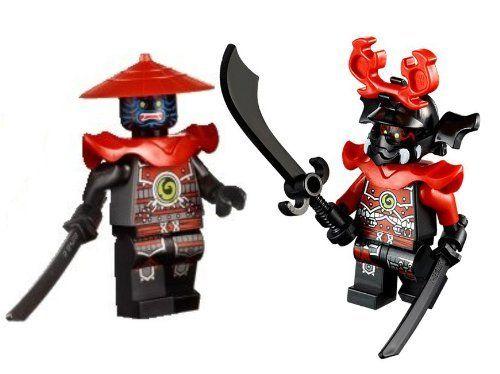 Lego® Ninjago Minifigur Stone Swordsman  Neu