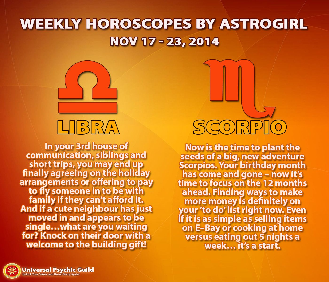 Astrology Updates: Weekly #Horoscopes for #ZodiacSigns