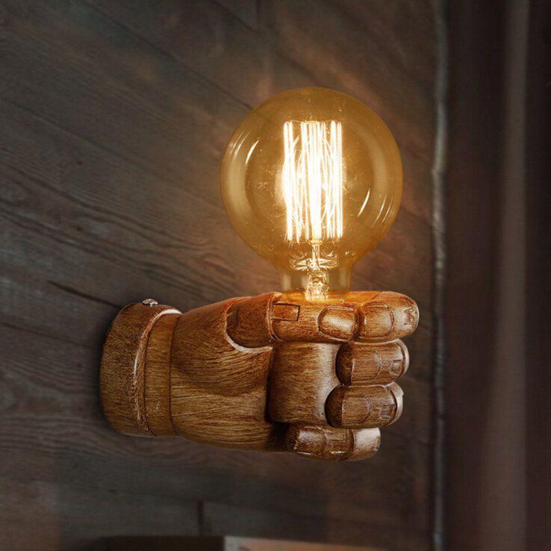 Edison Wall Light Lamp Wall Lamp Bar Light Fixtures Lamp Light