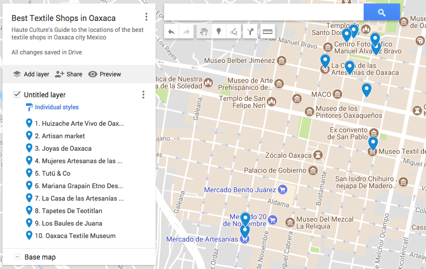 The Best Textile Shopping In Oaxaca City With Free Map Oaxaca City Oaxaca Textiles