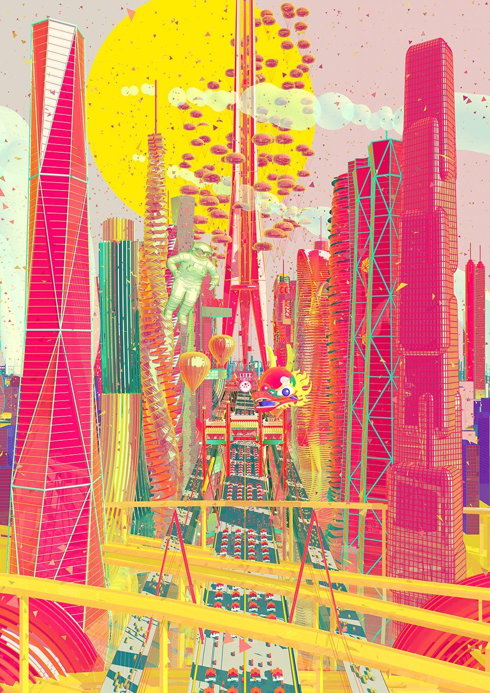 Economic Interior Design Ideas: LUNAR ECONOMIC ZONE – S//A