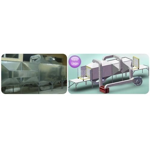 Continuous Tray Dryer