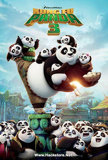 Kung Fu Panda 3 2016 Blu Ray Rip Hd Latino Hackstore Pelicula Kung Fu Panda Kung Fu Panda 3 Peliculas Infantiles De Disney